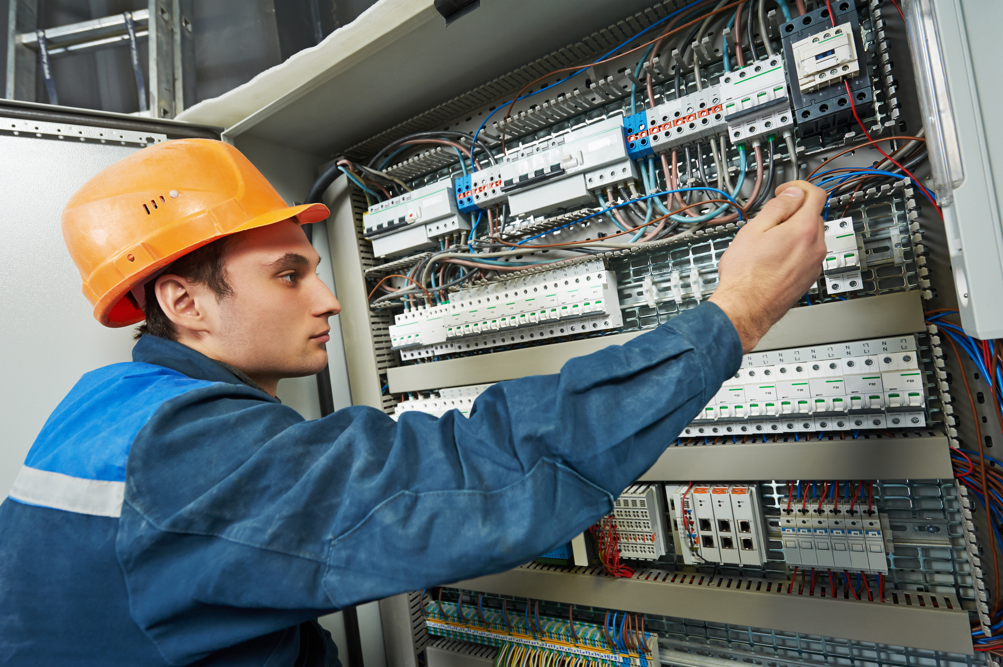 Lethbridge electrical installations candu automation - Electricista huelva ...